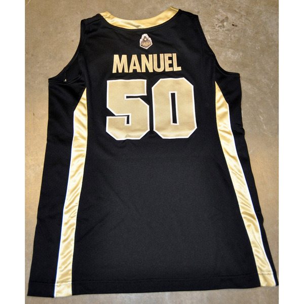 watch f9165 337c3 Black Basketball Taylor Purdue Auctions Manuel Official 50 ...