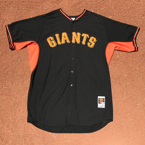 low priced 76e91 0dbc0 MLB Auctions | San Francisco Giants - Batting Practice Jersey