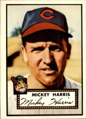 Photo of 1983 Topps 1952 Reprint #207 Mickey Harris