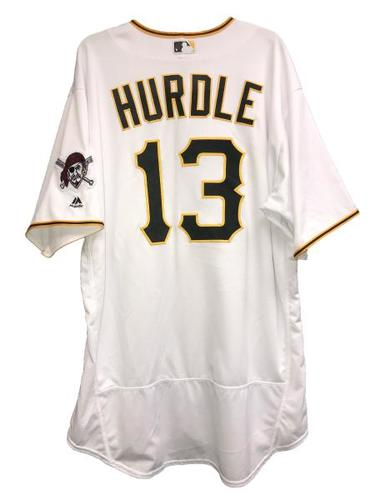 Photo of Clint Hurdle Game-Used Jersey