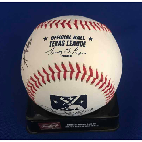 Photo of UMPS CARE AUCTION: Arkansas Travelers (Mariners AA) 2017 Team-Signed Baseball - NOT MLB Authenticated