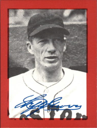 Photo of 1977 Shakey's Pizza #7 Lefty Grove