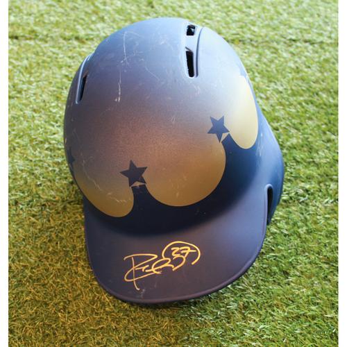 Team-Issued Helmet: Adalberto Mondesi (Size 7 3/8)