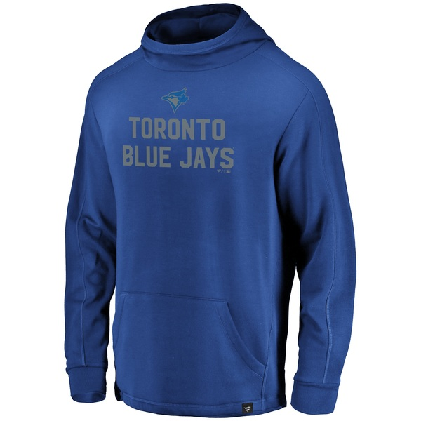 Toronto Blue Jays Runnin' Hard Hoodie by Fanatics