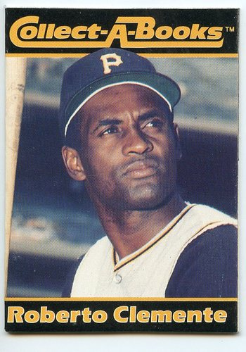Photo of 1990 Collect-A-Books #35 Roberto Clemente