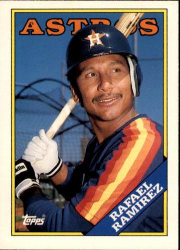 Photo of 1988 Topps Traded #90T Rafael Ramirez