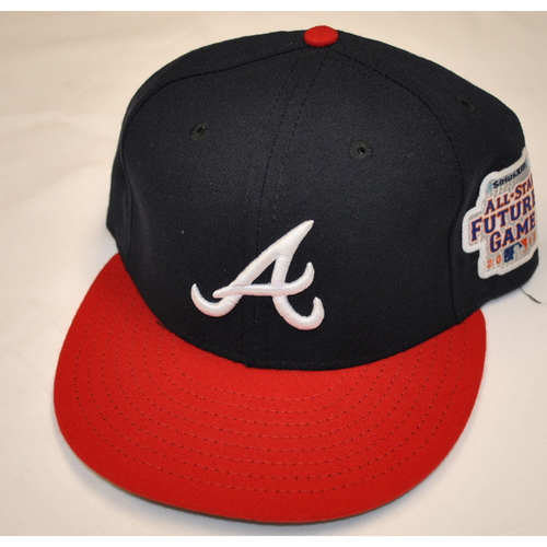 Photo of Game-Used Cap - 2013 All-Star Futures Game - Christian Bethancourt (Atlanta Braves) - Size 7 3/8