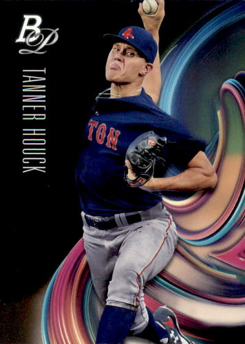 Photo of 2018 Bowman Platinum Top Prospects #TOP90 Tanner Houck