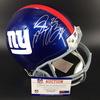 NFL - Giants Saquon Barkley Signed Proline Helmet