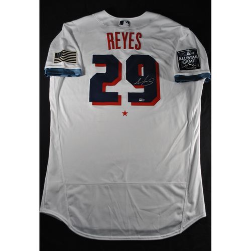 Photo of Alex Reyes 2021 Major League Baseball All-Star Game Autographed Jersey