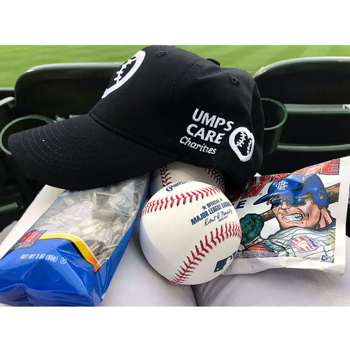 Photo of UMPS CARE AUCTION: Umpire Kids' Gift Pack