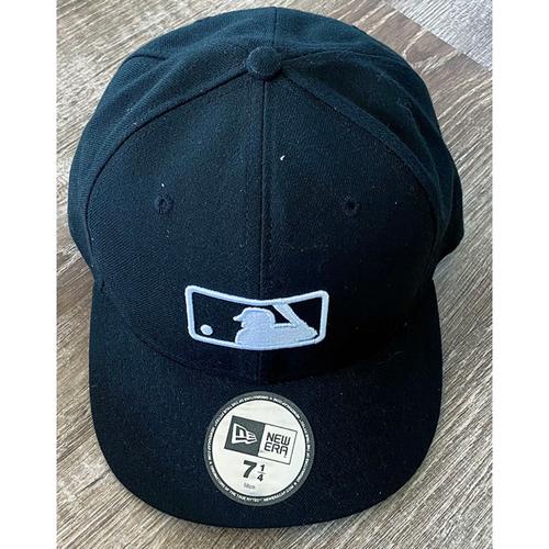 Photo of UMPS CARE AUCTION: MLB Umpire Base Cap, Size 7 1/4