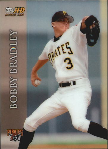 Photo of 2000 Topps HD #94 Bobby Bradley RC