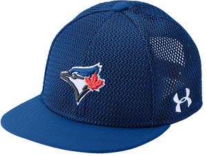 Toronto Blue Jays Youth Excl Twist Knit Snapback by Under Armour