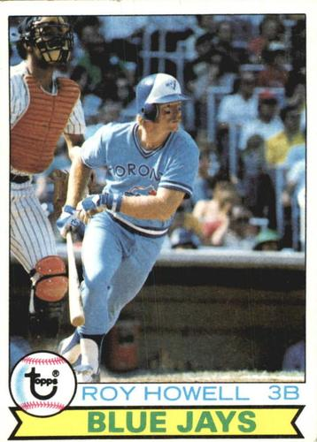Photo of 1979 Topps #101 Roy Howell
