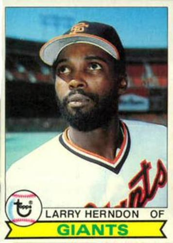 Photo of 1979 Topps #624 Larry Herndon