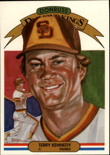 Photo of 1983 Donruss #26 Terry Kennedy DK