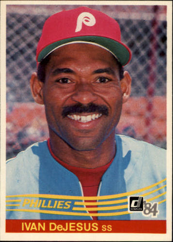 Photo of 1984 Donruss #427 Ivan DeJesus