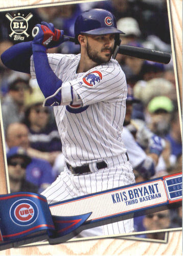 Photo of 2019 Topps Big League #160 Kris Bryant