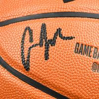 Cameron Johnson - Phoenix Suns - 2019 NBA Draft Class - Autographed Basketball