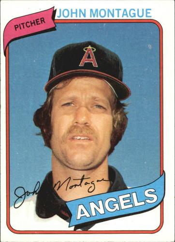 Photo of 1980 Topps #253 John Montague