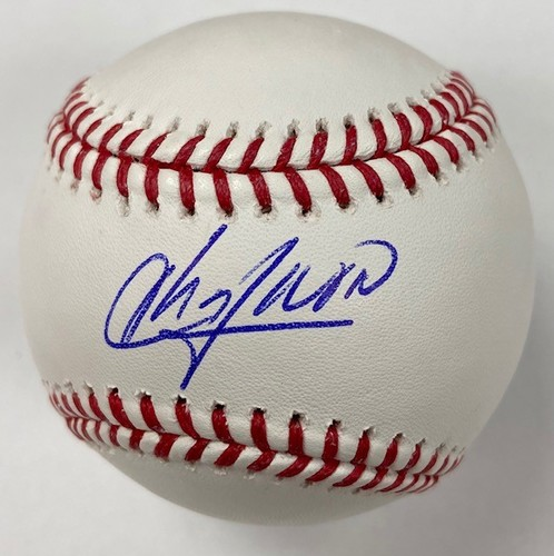 Photo of Aroldis Chapman Autographed Baseball