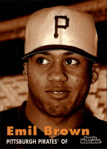 Photo of 1997 Sports Illustrated #3 Emil Brown RC