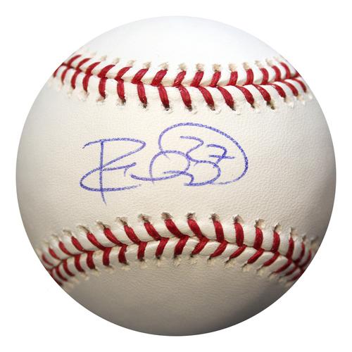 Photo of Autographed Baseball: Adalberto Mondesi