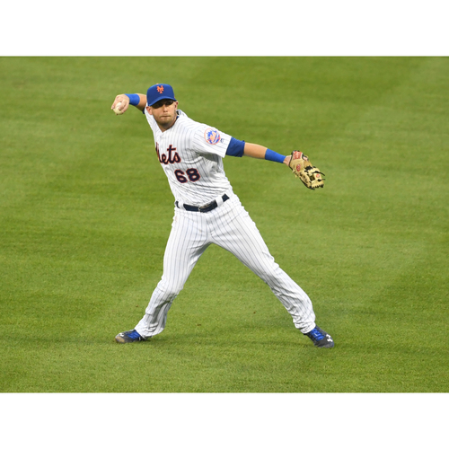 Amazin' Auction: Fielding Session with Jeff McNeil
