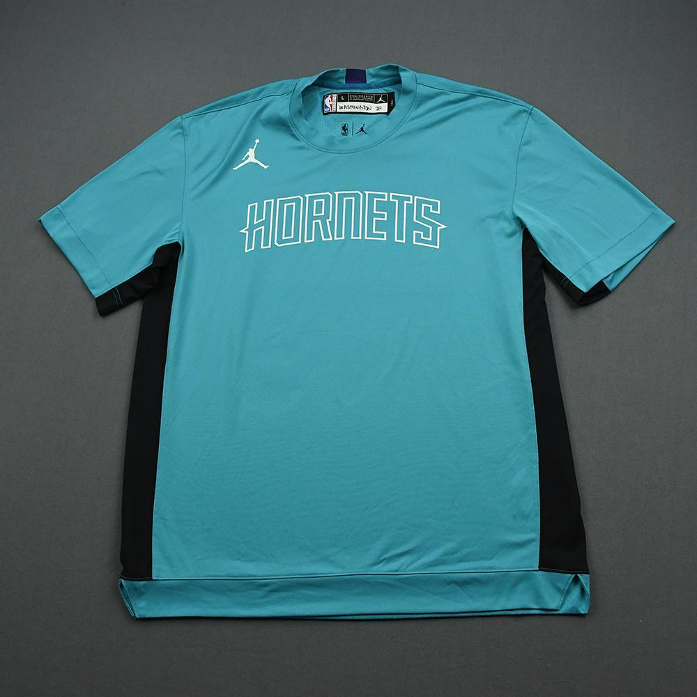 PJ Washington - 2020 NBA Rising Stars - Team USA - Warm-up and Game-Worn Shooting Shirt