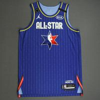 LukaDoncic - 2020 NBA All-Star - Team LeBron - Autographed Jersey