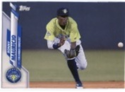 Photo of 2020 Topps Pro Debut #PD80 Ronny Mauricio