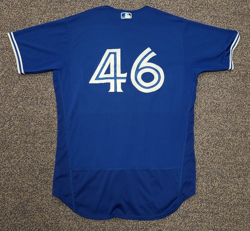 Photo of Authenticated Team Issued 2020 Spring Training Jersey: #46 Patrick Kivlehan. Size 48