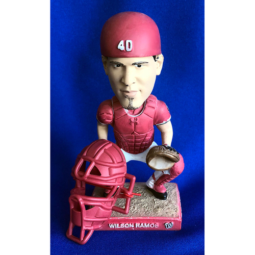 Photo of UMPS CARE AUCTION: Wilson Ramos 2014 Nationals Bobblehead