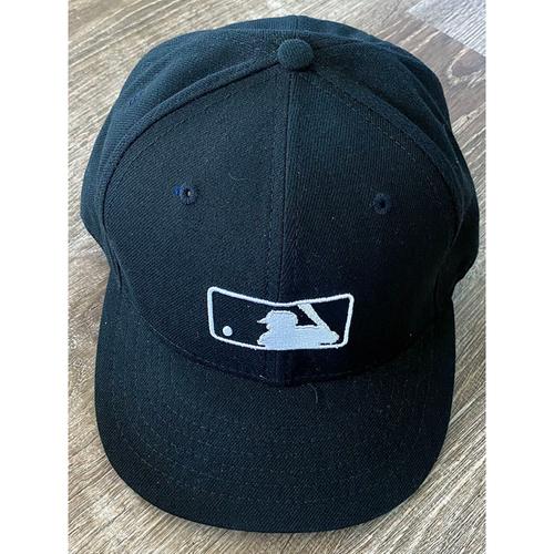 Photo of UMPS CARE AUCTION: MLB Umpire Base Cap, Size 7 1/8
