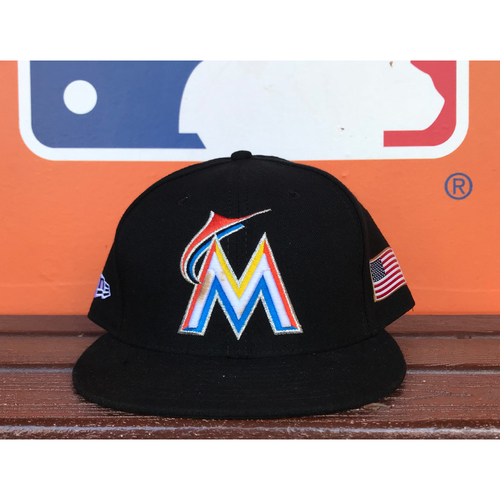 Photo of Game-Used Cap: Justin Bour ( Size - 7 5/8)