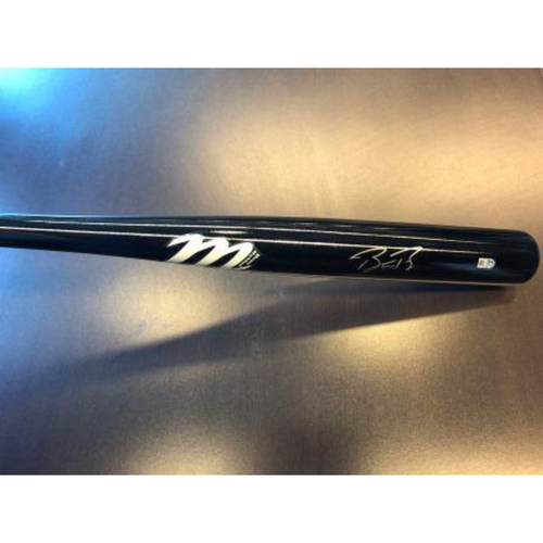 Photo of Giants Community Fund: Buster Posey Autographed Bat
