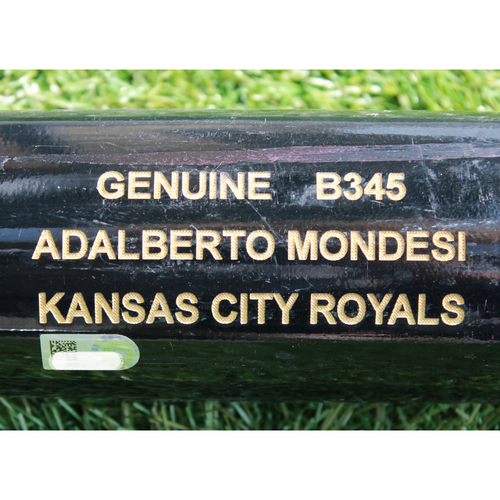 Team-Issued Bat: Adalberto Mondesi