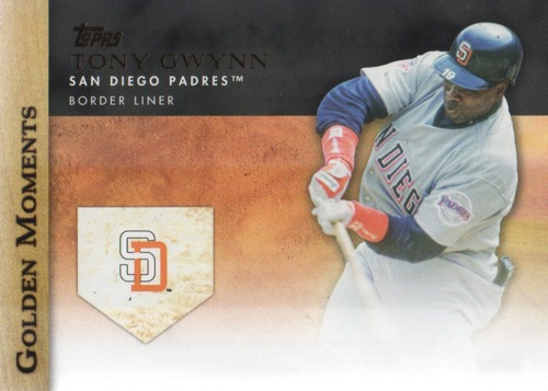 Photo of 2012 Topps Update Golden Moments #GMU37 Tony Gwynn