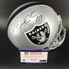NFL - Raiders Jared Cook Signed Proline Helmet
