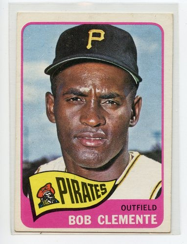 Photo of 1965 O-Pee-Chee #160 Roberto Clemente