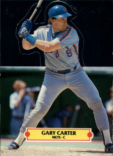 Photo of 1988 Donruss Pop-Ups #19 Gary Carter