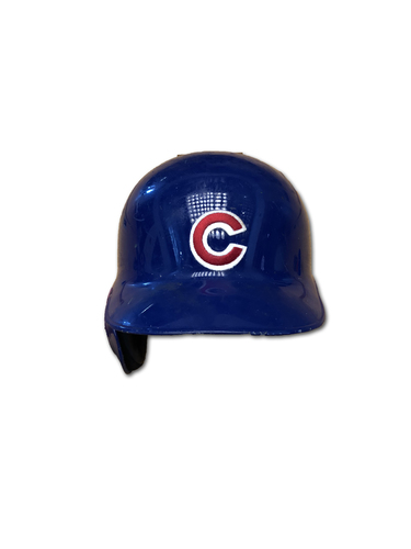 Photo of Kyle Schwarber Team-Issued Batting Helmet -- 2019 Season