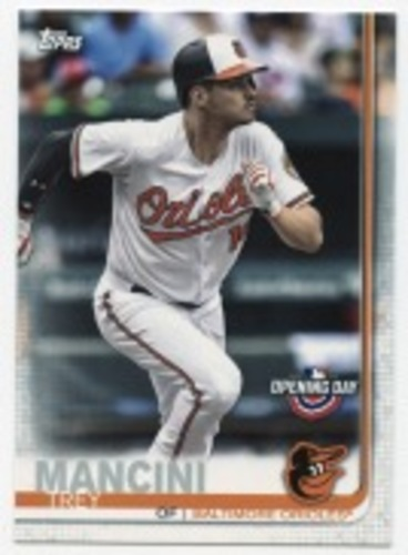 Photo of 2019 Topps Opening Day #44 Trey Mancini