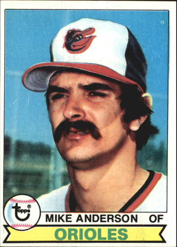 Photo of 1979 Topps #102 Mike Anderson