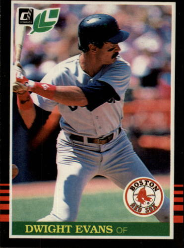 Photo of 1985 Leaf/Donruss #150 Dwight Evans