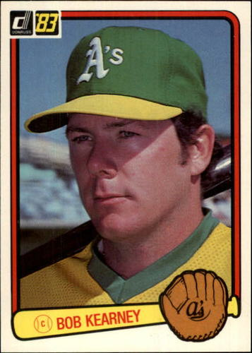 Photo of 1983 Donruss #539 Bob Kearney