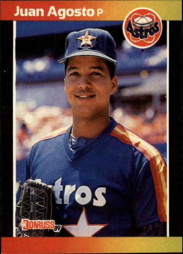 Photo of 1989 Donruss #354 Juan Agosto