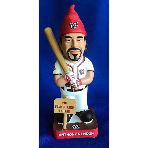 Photo of UMPS CARE AUCTION: Anthony Rendon Nationals Garden Gnome