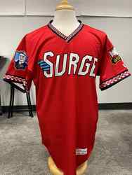 Photo of Stevie Berman 2021 Game-Worn Jersey(Red)